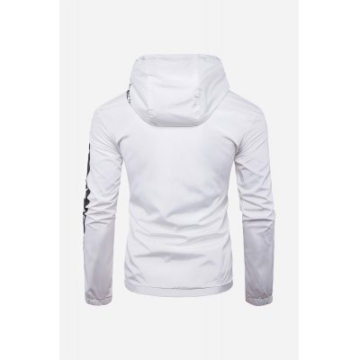 Fashion Hooded Sweater for MenMens Jackets &amp; Coats<br>Fashion Hooded Sweater for Men<br><br>Closure Type: Zipper<br>Clothes Type: Jackets<br>Embellishment: Zippers<br>Materials: Polyester<br>Package Content: 1 x Outwear<br>Package Dimension: 20.00 x 20.00 x 2.00 cm / 7.87 x 7.87 x 0.79 inches<br>Package weight: 0.4400 kg<br>Pattern Type: Others<br>Product weight: 0.4000 kg<br>Seasons: Autumn,Spring,Summer<br>Shirt Length: Regular<br>Sleeve Length: Long Sleeves<br>Style: Fashion, Casual<br>Thickness: Thin