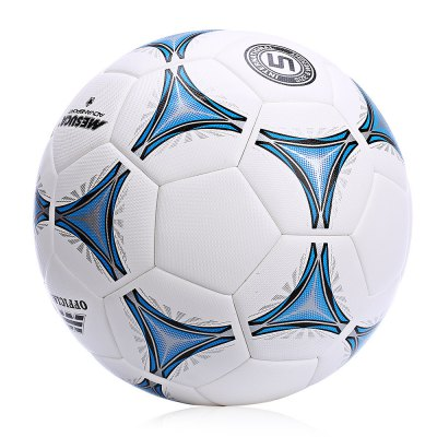 MESUCA M617 No. 5 Football Seamless PU Leather Soccer BallTeam Sports<br>MESUCA M617 No. 5 Football Seamless PU Leather Soccer Ball<br><br>Brand: MESUCA<br>Package Content: 1 x MESUCA M617 Football<br>Package size: 23.00 x 23.00 x 23.00 cm / 9.06 x 9.06 x 9.06 inches<br>Package weight: 0.4800 kg<br>Product size: 21.60 x 21.60 x 21.60 cm / 8.5 x 8.5 x 8.5 inches<br>Product weight: 0.4220 kg
