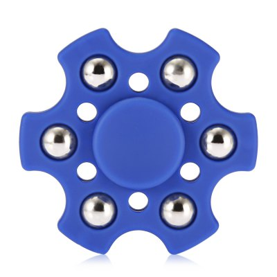Hexagon ABS Fidget SpinnerFidget Spinners<br>Hexagon ABS Fidget Spinner<br><br>Center Bearing Material: Stainless Steel Bearing<br>Color: Black<br>Frame material: ABS<br>Package Contents: 1 x Fidget Spinner<br>Package size (L x W x H): 9.50 x 7.30 x 2.00 cm / 3.74 x 2.87 x 0.79 inches<br>Package weight: 0.0620 kg<br>Product size (L x W x H): 6.00 x 6.00 x 1.40 cm / 2.36 x 2.36 x 0.55 inches<br>Product weight: 0.0390 kg<br>Type: Steel Ball, Hexagon, Fire Wheel