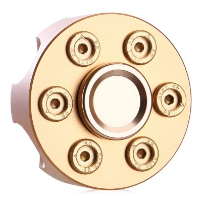 Classic Bullet Magazine Style Copper Fidget SpinnerFidget Spinners<br>Classic Bullet Magazine Style Copper Fidget Spinner<br><br>Center Bearing Material: Stainless Steel<br>Color: Gold<br>Frame material: Copper<br>Package Contents: 1 x Fidget Spinner, 1 x Box<br>Package size (L x W x H): 9.00 x 9.00 x 3.30 cm / 3.54 x 3.54 x 1.3 inches<br>Package weight: 0.1740 kg<br>Product size (L x W x H): 5.00 x 5.00 x 2.30 cm / 1.97 x 1.97 x 0.91 inches<br>Product weight: 0.1100 kg<br>Type: Cool