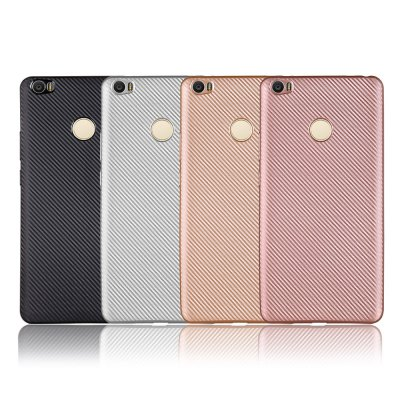 Luanke Carbon Fiber TPU Soft Case Cover for Xiaomi Mi MAXCases &amp; Leather<br>Luanke Carbon Fiber TPU Soft Case Cover for Xiaomi Mi MAX<br><br>Brand: Luanke<br>Compatible Model: Mi MAX<br>Features: Anti-knock, Back Cover<br>Mainly Compatible with: Xiaomi<br>Material: Carbon Fiber, TPU<br>Package Contents: 1 x Phone Case<br>Package size (L x W x H): 20.50 x 12.00 x 2.00 cm / 8.07 x 4.72 x 0.79 inches<br>Package weight: 0.0700 kg<br>Product Size(L x W x H): 17.50 x 9.00 x 1.00 cm / 6.89 x 3.54 x 0.39 inches<br>Product weight: 0.0270 kg<br>Style: Pattern, Modern