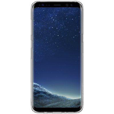 NILLKIN Transparent Soft Case for Samsung Galaxy S8Samsung Cases/Covers<br>NILLKIN Transparent Soft Case for Samsung Galaxy S8<br><br>Brand: Nillkin<br>Features: Full Body Cases<br>Material: Plastic<br>Package Contents: 1 x Case<br>Package size (L x W x H): 16.40 x 10.10 x 1.50 cm / 6.46 x 3.98 x 0.59 inches<br>Package weight: 0.0680 kg<br>Product size (L x W x H): 15.00 x 7.00 x 0.82 cm / 5.91 x 2.76 x 0.32 inches<br>Product weight: 0.0170 kg<br>Style: Transparent