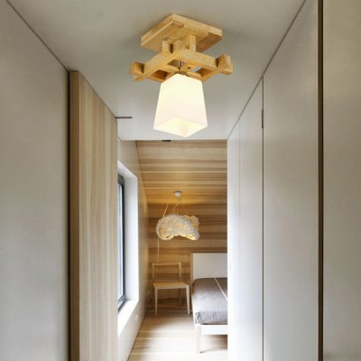 Wooden Nordic Style Ceiling Light 220VFlush Ceiling Lights<br>Wooden Nordic Style Ceiling Light 220V<br><br>Illumination Field: 6 - 9sqm<br>Luminous Flux: 300lm<br>Package Contents: 1 x Ceiling Light<br>Package size (L x W x H): 30.00 x 30.00 x 35.00 cm / 11.81 x 11.81 x 13.78 inches<br>Package weight: 7.0500 kg<br>Product size (L x W x H): 20.00 x 20.00 x 29.00 cm / 7.87 x 7.87 x 11.42 inches<br>Product weight: 6.0000 kg<br>Sheathing Material: Acrylic<br>Type: Ceiling Lights<br>Voltage (V): 220V<br>Wattage (W): 7<br>Wavelength / CCT: 6500K