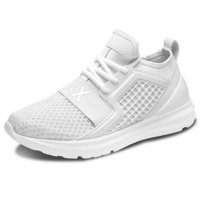 Jogging Casual Shoes for MenAthletic Shoes<br>Jogging Casual Shoes for Men<br><br>Contents: 1 x Pair of Shoes<br>Materials: Mesh, Rubber<br>Occasion: Casual, Daily<br>Package Size ( L x W x H ): 30.00 x 18.00 x 13.00 cm / 11.81 x 7.09 x 5.12 inches<br>Package Weights: 0.82kg<br>Seasons: Autumn,Spring,Summer<br>Style: Leisure, Fashion, Comfortable<br>Type: Casual Shoes