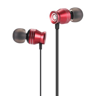 GGMM C300 HiFi Music EarphonesEarbud Headphones<br>GGMM C300 HiFi Music Earphones<br><br>Application: Sport, Running, Gaming<br>Brand: GGMM<br>Cable Length (m): 1.2m<br>Compatible with: Portable Media Player, Computer, Mobile phone<br>Connectivity: Wired<br>Driver unit: 8.6mm<br>Frequency response: 20-20000Hz<br>Function: Voice control, Song Switching, Noise Cancelling, Microphone, Answering Phone<br>Impedance: 16ohms<br>Language: No<br>Material: Metal<br>Model: C300<br>Package Contents: 1 x Earphones, 3 x Pair of Standby Earbud Tips ( Large / Medium / Small Size ), 1 x Storage Bag, 1 x Multi-language User Manual<br>Package size (L x W x H): 11.00 x 13.50 x 2.50 cm / 4.33 x 5.31 x 0.98 inches<br>Package weight: 0.1150 kg<br>Plug Type: 3.5mm, L-Bend<br>Product weight: 0.0150 kg<br>Sensitivity: 100dB<br>Type: In-Ear<br>Wearing type: In-Ear