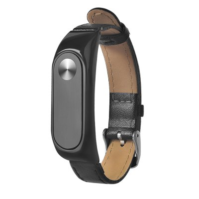 Leather Wristband for Xiaomi Mi Band 2 Metal CaseSmart Watch Accessories<br>Leather Wristband for Xiaomi Mi Band 2 Metal Case<br><br>Features: Replacement Strap<br>Package Contents: 1 x Wristband<br>Package size: 9.00 x 7.00 x 1.80 cm / 3.54 x 2.76 x 0.71 inches<br>Package weight: 0.0600 kg<br>Product size: 24.50 x 1.80 x 0.60 cm / 9.65 x 0.71 x 0.24 inches<br>Product weight: 0.0400 kg