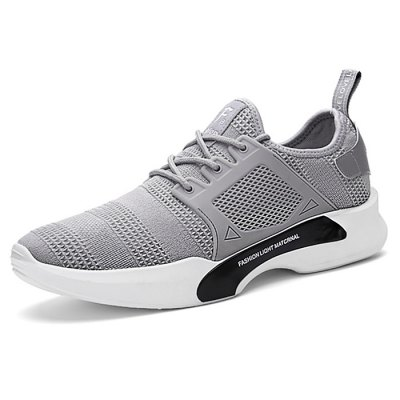 Men Easy Walking Leisure ShoesCasual Shoes<br>Men Easy Walking Leisure Shoes<br><br>Contents: 1 x Pair of Shoes<br>Materials: Fabric, Rubber<br>Occasion: Casual, Daily<br>Package Size ( L x W x H ): 33.00 x 22.00 x 11.00 cm / 12.99 x 8.66 x 4.33 inches<br>Package Weights: 0.82kg<br>Seasons: Autumn,Spring,Summer<br>Style: Leisure, Fashion, Comfortable<br>Type: Casual Shoes