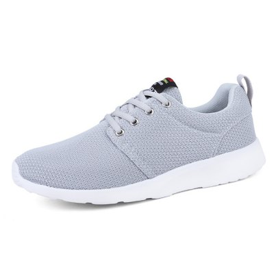 Men Mesh Breathable Soft Soles Casual SneakersCasual Shoes<br>Men Mesh Breathable Soft Soles Casual Sneakers<br><br>Contents: 1 x Pair of Shoes<br>Materials: EVA, Fabric<br>Occasion: Casual, Daily<br>Package Size ( L x W x H ): 33.00 x 22.00 x 11.00 cm / 12.99 x 8.66 x 4.33 inches<br>Package Weights: 0.47kg<br>Seasons: Autumn,Spring,Summer<br>Style: Leisure, Fashion, Comfortable<br>Type: Casual Shoes