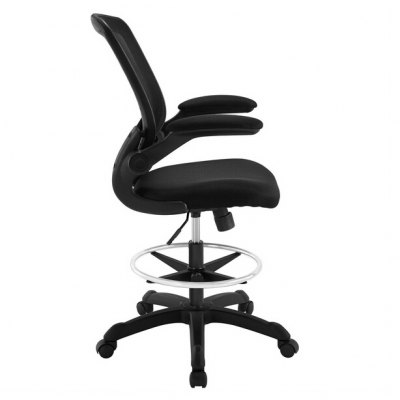 Flip-up Arm Drafting Table Chair for Adjustable Standing DeskOffice Standing Desk<br>Flip-up Arm Drafting Table Chair for Adjustable Standing Desk<br><br>Material: Mesh<br>Package Contents: 1 x Flip-up Veer Drafting Chair<br>Package size (L x W x H): 28.00 x 28.00 x 48.00 cm / 11.02 x 11.02 x 18.9 inches<br>Package weight: 17.0500 kg<br>Product size (L x W x H): 26.00 x 26.00 x 42.00 cm / 10.24 x 10.24 x 16.54 inches<br>Product weight: 15.0000 kg