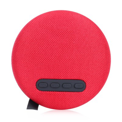 GS003 HiFi Bluetooth Speaker Music Player Portable StereoSpeakers<br>GS003 HiFi Bluetooth Speaker Music Player Portable Stereo<br><br>Audio Source: Bluetooth Enabled Devices,Electronic Products with 3.5mm Plug,TF/Micro SD Card<br>Battery Capacity: 1200mAh<br>Bluetooth Version: V3.0<br>Charging Time: 3 hours<br>Compatible with: Tablet PC, TF/Micro SD Card, TV, XiaoMi Mi TV 3, XiaoMi Mi TV Mainboard, PSP, PC, MP5, Computer, iPhone, iPod, Laptop, Mobile phone, MP3, MP4<br>Connection: Wireless<br>Design: Classical<br>Interface: Micro USB, 3.5mm Audio, TF Card Slot<br>Model: GS003<br>Package Contents: 1 x GS003 HiFi Bluetooth Speaker, 1 x Portable Ring, 1 x English Manual<br>Package size (L x W x H): 12.00 x 10.80 x 5.40 cm / 4.72 x 4.25 x 2.13 inches<br>Package weight: 0.2690 kg<br>Power Output: 5W<br>Product size (L x W x H): 9.80 x 9.80 x 4.40 cm / 3.86 x 3.86 x 1.73 inches<br>Product weight: 0.1840 kg<br>Supports: Volume Control, Hands-free Calls, Bluetooth, TF Card Music Playing<br>Working Time: 6 hours