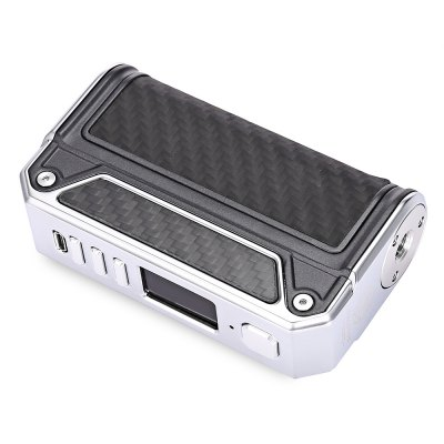 Original Lost Vape Therion DNA75C Box ModTemperature Control Mods<br>Original Lost Vape Therion DNA75C Box Mod<br><br>Accessories type: MOD<br>APV Mod Wattage: 75W<br>APV Mod Wattage Range: 51-100W<br>Battery Form Factor: 18650<br>Battery Quantity: 2pcs ( not included )<br>Brand: Lost Vape<br>Material: Zinc Alloy<br>Mod: Temperature Control Mod,VV/VW Mod<br>Model: Therion DNA75C<br>Package Contents: 1 x Lost Vape Therion DNA75C Device, 1 x Micro USB Cable, 1 x English User Manual<br>Package size (L x W x H): 13.50 x 13.50 x 4.10 cm / 5.31 x 5.31 x 1.61 inches<br>Package weight: 0.3690 kg<br>Product size (L x W x H): 9.00 x 5.40 x 2.70 cm / 3.54 x 2.13 x 1.06 inches<br>Product weight: 0.1980 kg<br>Temperature Control Range: 200 - 600 Deg.F<br>Type: Electronic Cigarettes Accessories