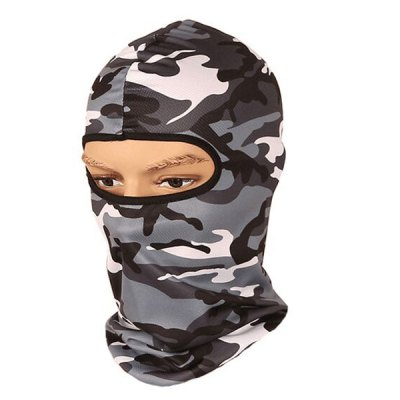 Tactical Camouflage Cycling Protective Full Cover Face Mask