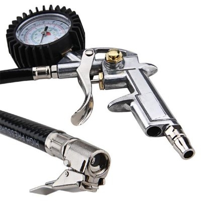 Universal Tyre Pressure Air Inflator Gun for Motorcycle Truck