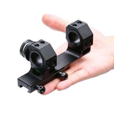 25.4 / 30mm Bubble Spirit Level Mount with Angle IndicatorOther Accessories<br>25.4 / 30mm Bubble Spirit Level Mount with Angle Indicator<br><br>Color: Black<br>Material: Aluminum alloy<br>Package Contents: 1 x Bubble Spirit Level Mount, 2 x Wrench, 2 x Screw, 1 x Mount Accessory<br>Package size (L x W x H): 17.00 x 8.00 x 8.00 cm / 6.69 x 3.15 x 3.15 inches<br>Package weight: 0.3420 kg<br>Product size (L x W x H): 14.00 x 6.50 x 6.50 cm / 5.51 x 2.56 x 2.56 inches<br>Product weight: 0.2430 kg