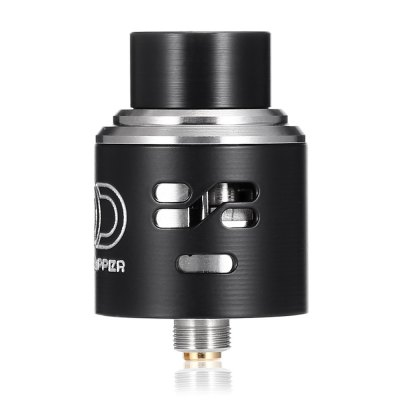DQD RDA AtomizerRebuildable Atomizers<br>DQD RDA Atomizer<br><br>Material: Stainless Steel<br>Overall Diameter: 24mm<br>Package Contents: 1 x Atomizer, 1 x Accessory Bag<br>Package size (L x W x H): 6.60 x 6.60 x 4.50 cm / 2.6 x 2.6 x 1.77 inches<br>Package weight: 0.0870 kg<br>Product size (L x W x H): 2.40 x 2.40 x 4.00 cm / 0.94 x 0.94 x 1.57 inches<br>Product weight: 0.0380 kg<br>Rebuildable Atomizer: RBA,RDA<br>Thread: 510<br>Type: Rebuildable Drippers, Rebuildable Atomizer