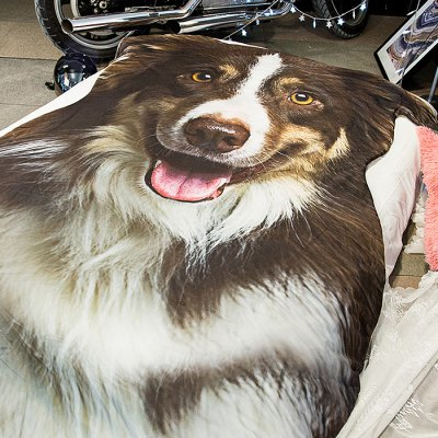 Herding Dog Pattern Filled Air Conditioner Quilt for SummerBedding Sets<br>Herding Dog Pattern Filled Air Conditioner Quilt for Summer<br><br>Package Contents: 1 x Filled Air Conditioner Quilt<br>Package size (L x W x H): 30.00 x 40.00 x 5.00 cm / 11.81 x 15.75 x 1.97 inches<br>Package weight: 0.7500 kg<br>Pattern Type: Animal<br>Product weight: 0.7000 kg<br>Type: Double