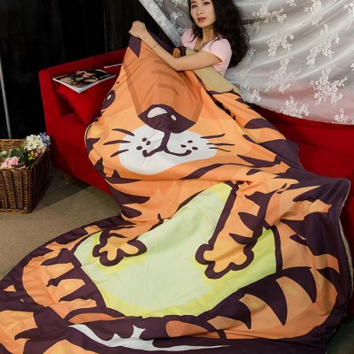 Little Tiger Pattern Filled Air Conditioner Quilt for SummerBedding Sets<br>Little Tiger Pattern Filled Air Conditioner Quilt for Summer<br><br>Package Contents: 1 x Filled Air Conditioner Quilt<br>Package size (L x W x H): 40.00 x 30.00 x 5.00 cm / 15.75 x 11.81 x 1.97 inches<br>Package weight: 0.7500 kg<br>Pattern Type: Animal<br>Product weight: 0.7000 kg<br>Type: Double