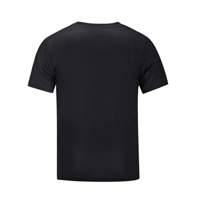 Men Fashionable Printed T-shirtMens Short Sleeve Tees<br>Men Fashionable Printed T-shirt<br><br>Fabric Type: Cotton<br>Neckline: Round Neck<br>Package Content: 1 x T-shirt<br>Package size: 30.00 x 35.00 x 2.00 cm / 11.81 x 13.78 x 0.79 inches<br>Package weight: 0.2500 kg<br>Product weight: 0.2100 kg<br>Season: Summer<br>Sleeve Length: Short Sleeves