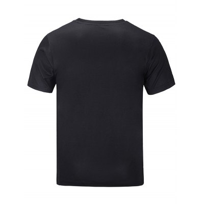 Men Special Printed T-shirtMens Short Sleeve Tees<br>Men Special Printed T-shirt<br><br>Fabric Type: Cotton<br>Neckline: Round Neck<br>Package Content: 1 x T-shirt<br>Package size: 30.00 x 35.00 x 2.00 cm / 11.81 x 13.78 x 0.79 inches<br>Package weight: 0.2500 kg<br>Product weight: 0.2100 kg<br>Season: Summer<br>Sleeve Length: Short Sleeves