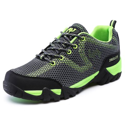 Women Comfortable High Quality Rubber Hiking ShoesWomens Sneakers<br>Women Comfortable High Quality Rubber Hiking Shoes<br><br>Contents: 1 x Pair of Shoes<br>Materials: Mesh, PU, Rubber<br>Occasion: Casual<br>Package Size ( L x W x H ): 33.00 x 22.00 x 11.00 cm / 12.99 x 8.66 x 4.33 inches<br>Package Weights: 0.82kg<br>Seasons: Autumn,Spring,Summer<br>Style: Leisure, Comfortable<br>Type: Hiking Shoes