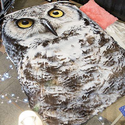Owl Pattern Filled Air Conditioner Quilt for SummerBedding Sets<br>Owl Pattern Filled Air Conditioner Quilt for Summer<br><br>Package Contents: 1 x Filled Air Conditioner Quilt<br>Package size (L x W x H): 40.00 x 30.00 x 5.00 cm / 15.75 x 11.81 x 1.97 inches<br>Package weight: 0.7500 kg<br>Pattern Type: Animal<br>Product weight: 0.7000 kg<br>Type: Double
