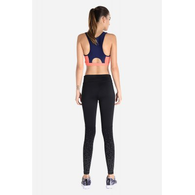 Chic Outdoor Training Pants for WomenYoga<br>Chic Outdoor Training Pants for Women<br><br>Closure Type: Elastic Waist<br>Features: High elasticity, Breathable, Quick-Dry<br>Gender: Female<br>Material: Polyester, Spandex<br>Package Content: 1 x Leggings<br>Package size: 30.00 x 35.00 x 0.50 cm / 11.81 x 13.78 x 0.2 inches<br>Package weight: 0.3200 kg<br>Product weight: 0.2700 kg<br>Type: Pants