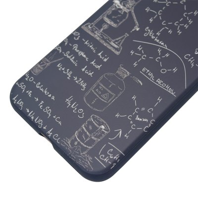 Chemistry Formula Silicone Phone Case Cover for iPhone 7iPhone Cases/Covers<br>Chemistry Formula Silicone Phone Case Cover for iPhone 7<br><br>Compatible for Apple: iPhone 7<br>Features: Anti-knock, Back Cover<br>Material: Silicone<br>Package Contents: 1 x Phone Case<br>Package size (L x W x H): 8.00 x 2.00 x 16.00 cm / 3.15 x 0.79 x 6.3 inches<br>Package weight: 0.0350 kg<br>Product size (L x W x H): 7.00 x 0.80 x 14.00 cm / 2.76 x 0.31 x 5.51 inches<br>Product weight: 0.0150 kg<br>Style: Funny, Cute, Pattern