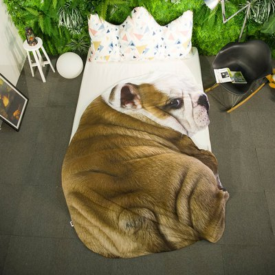 Shar Pei Pattern Filled Air Conditioner Quilt for SummerBedding Sets<br>Shar Pei Pattern Filled Air Conditioner Quilt for Summer<br><br>Package Contents: 1 x Filled Air Conditioner Quilt<br>Package size (L x W x H): 40.00 x 30.00 x 5.00 cm / 15.75 x 11.81 x 1.97 inches<br>Package weight: 0.5500 kg<br>Pattern Type: Animal<br>Product weight: 0.5000 kg<br>Type: Single