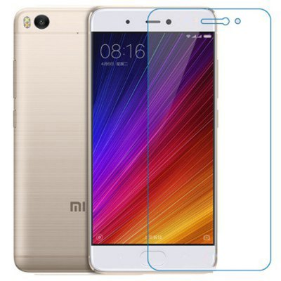2pcs Naxtop Tempered Glass Screen Film for Xiaomi Mi 5S Plus 2pcs naxtop tempered glass screen film for xiaomi mi 5s plus