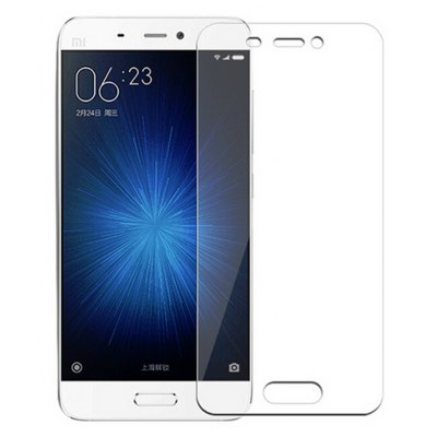 2pcs Naxtop 2.5D Tempered Glass Screen Film for Xiaomi Mi 5