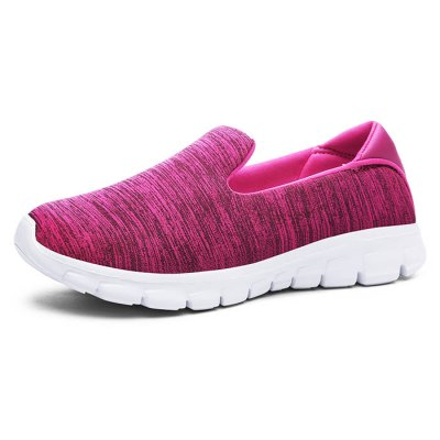 Women Light Weight Casual LoafersWomens Sneakers<br>Women Light Weight Casual Loafers<br><br>Contents: 1 x Pair of Shoes<br>Materials: MD, Mesh<br>Occasion: Casual, Daily<br>Package Size ( L x W x H ): 33.00 x 24.00 x 13.00 cm / 12.99 x 9.45 x 5.12 inches<br>Package Weights: 0.62kg<br>Seasons: Autumn,Spring,Summer<br>Style: Leisure, Fashion, Comfortable<br>Type: Casual Shoes