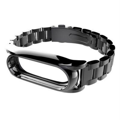 Stainless Steel Magnetic Wristband for Xiaomi Mi Band 2Smart Watch Accessories<br>Stainless Steel Magnetic Wristband for Xiaomi Mi Band 2<br><br>Material: Stainless Steel<br>Package Contents: 1 x Wristband<br>Package size: 12.00 x 8.50 x 1.00 cm / 4.72 x 3.35 x 0.39 inches<br>Package weight: 0.0700 kg<br>Product size: 24.00 x 1.95 x 0.70 cm / 9.45 x 0.77 x 0.28 inches<br>Product weight: 0.0490 kg
