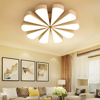 Contracted Round Shape LED Ceiling Light 220VFlush Ceiling Lights<br>Contracted Round Shape LED Ceiling Light 220V<br><br>Features: Round Shape, Remote-Controlled<br>Illumination Field: 12 - 20sqm<br>Luminous Flux: 2800lm<br>Optional Light Color: Natural White,Warm White + White<br>Package Contents: 1 x Ceiling Light, 1 x Set of Install Accessory, 1 x Remote Controller<br>Package size (L x W x H): 52.00 x 52.00 x 17.00 cm / 20.47 x 20.47 x 6.69 inches<br>Package weight: 4.0500 kg<br>Product size (L x W x H): 45.00 x 45.00 x 10.00 cm / 17.72 x 17.72 x 3.94 inches<br>Product weight: 3.0000 kg<br>Sheathing Material: Acrylic<br>Type: Ceiling Lights<br>Voltage (V): 220V<br>Wattage (W): &gt;20<br>Wavelength / CCT: 3000K,4000K,6500K