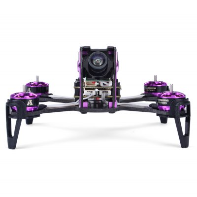 ASUAV F100 100mm Mini RC FPV Racing DroneBrushless FPV Racer<br>ASUAV F100 100mm Mini RC FPV Racing Drone<br><br>Battery (mAh): 500mAh<br>Battery Coulomb: 25C<br>Brand: ASUAV<br>Charging Time.: 30mins<br>Firmware: BLHeli-S<br>Flight Controller Type: F3<br>Flying Time: 4mins<br>Functions: Oneshot125, Multishot, Oneshot42, DShot150<br>Input Voltage: 2 - 3S<br>KV: 7500<br>Model: 1103<br>Motor Type: Brushless Motor<br>Package Contents: 1 x Quadcopter ( Battery Included ), 8 x Propeller, 4 x Propeller Guard<br>Package size (L x W x H): 16.50 x 10.00 x 5.00 cm / 6.5 x 3.94 x 1.97 inches<br>Package weight: 0.1500 kg<br>Product size (L x W x H): 14.00 x 12.00 x 3.80 cm / 5.51 x 4.72 x 1.5 inches<br>Product weight: 0.0500 kg<br>Sensor: CMOS<br>Type: Frame Kit<br>Version: BNF<br>Video Resolution: 600TVL