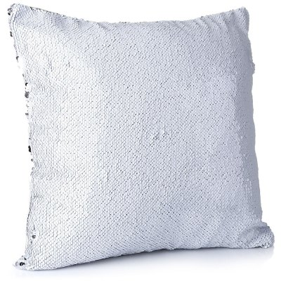 Reversible Sequins Pillow Cases Decorative PillowcasePillow<br>Reversible Sequins Pillow Cases Decorative Pillowcase<br><br>Category: Pillow Case<br>For: All<br>Material: Polyester fibre<br>Occasion: Office, Living Room, KTV, Bedroom, Bar<br>Package Contents: 1 x Pillowcase<br>Package size (L x W x H): 42.00 x 42.00 x 4.00 cm / 16.54 x 16.54 x 1.57 inches<br>Package weight: 0.1500 kg<br>Product size (L x W x H): 40.00 x 40.00 x 2.00 cm / 15.75 x 15.75 x 0.79 inches<br>Product weight: 0.1100 kg