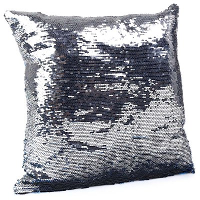 Creative Reversible Sequins Pillow Cases Decorative PillowcasePillow<br>Creative Reversible Sequins Pillow Cases Decorative Pillowcase<br><br>Category: Pillow Case<br>For: All<br>Material: Polyester fibre<br>Occasion: KTV, Office, Living Room, Bar, Bedroom<br>Package Contents: 1 x Pillowcase, 1 x Pillowcase<br>Package size (L x W x H): 42.00 x 42.00 x 4.00 cm / 16.54 x 16.54 x 1.57 inches, 42.00 x 42.00 x 4.00 cm / 16.54 x 16.54 x 1.57 inches<br>Package weight: 0.1500 kg<br>Product size (L x W x H): 40.00 x 40.00 x 2.00 cm / 15.75 x 15.75 x 0.79 inches, 40.00 x 40.00 x 2.00 cm / 15.75 x 15.75 x 0.79 inches<br>Product weight: 0.1100 kg