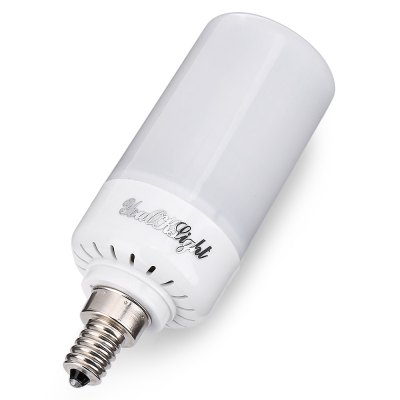 YouOKLight E12 Dimmable Corn Bulb AC 110 - 130VCorn Bulbs<br>YouOKLight E12 Dimmable Corn Bulb AC 110 - 130V<br><br>Available Light Color: Natural White,Warm White,White<br>Brand: YouOKLight<br>CCT/Wavelength: 3000K,4500K,6000K<br>Emitter Types: SMD 2835<br>Features: Low Power Consumption, Long Life Expectancy<br>Function: Studio and Exhibition Lighting, Home Lighting, Commercial Lighting<br>Holder: E12<br>Luminous Flux: 500Lm<br>Package Contents: 1 x YouOKLight E12 Dimmable Corn Bulb<br>Package size (L x W x H): 5.00 x 5.00 x 12.50 cm / 1.97 x 1.97 x 4.92 inches<br>Package weight: 0.0900 kg<br>Product size (L x W x H): 4.00 x 4.00 x 11.50 cm / 1.57 x 1.57 x 4.53 inches<br>Product weight: 0.0540 kg<br>Sheathing Material: Aluminum, Plastic<br>Total Emitters: 160<br>Type: Corn Bulbs<br>Voltage (V): AC 110-130