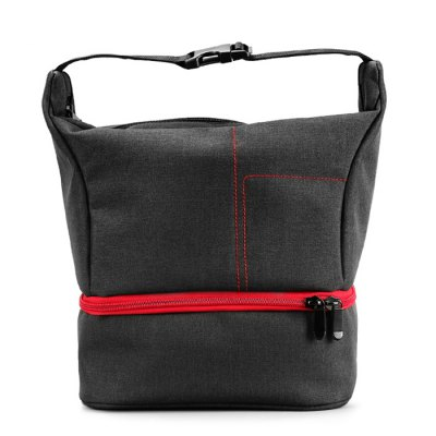 Huwang Waterproof  Camera Crossbody BagCamera Bags<br>Huwang Waterproof  Camera Crossbody Bag<br><br>Brand: Huwang<br>Material: Nylon<br>Package Contents: 1 x Camera Bag<br>Package size (L x W x H): 26.50 x 21.50 x 30.00 cm / 10.43 x 8.46 x 11.81 inches<br>Package weight: 0.3700 kg<br>Product size (L x W x H): 25.50 x 20.50 x 29.00 cm / 10.04 x 8.07 x 11.42 inches<br>Product weight: 0.3200 kg<br>Waterproof: Yes