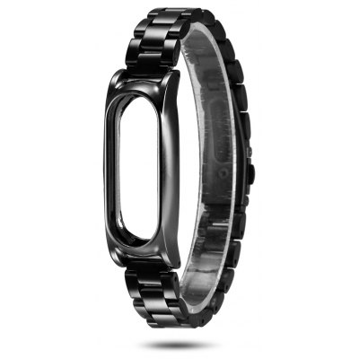 Stainless Steel Magnetic Wristband for Xiaomi Mi Band 2
