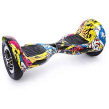 10 inch Dual Inflatable Tires Smart Self Balancing Scooter