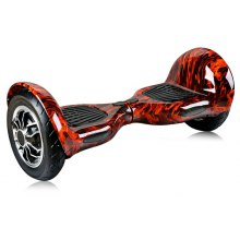 Rcharlance 10 inch Inflatable Tire Smart Self Balancing Scooter