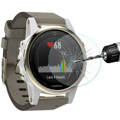 Hat Prince Tempered Glass Screen Film for Garmin Fenix 5S