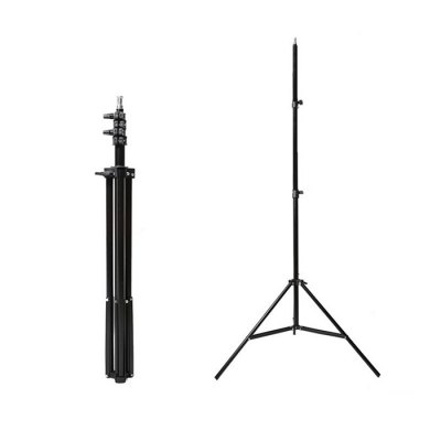 Lightdow Camera Background StandPhoto Studio Accessories<br>Lightdow Camera Background Stand<br><br>Package Contents: 2 x Background Stand, 1 x Storage Bag, 4 x Transfer Stand<br>Package size (L x W x H): 82.00 x 17.00 x 9.00 cm / 32.28 x 6.69 x 3.54 inches<br>Package weight: 2.5400 kg<br>Product size (L x W x H): 75.00 x 13.00 x 6.00 cm / 29.53 x 5.12 x 2.36 inches<br>Product weight: 2.1900 kg