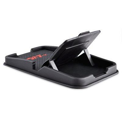 CARSETCITY CS - 24091 2-in-1 Car Phone MountCar Phone Holder<br>CARSETCITY CS - 24091 2-in-1 Car Phone Mount<br><br>Brand: CARSETCITY<br>Functions: Against water/dust/dirt/sand<br>Package Contents: 1 x 2-in-1 Anti-slip Pad Phone Holder<br>Package size (L x W x H): 19.00 x 12.50 x 3.50 cm / 7.48 x 4.92 x 1.38 inches<br>Package weight: 0.2200 kg<br>Product size (L x W x H): 11.00 x 18.00 x 2.00 cm / 4.33 x 7.09 x 0.79 inches<br>Product weight: 0.1900 kg<br>Type: Mount