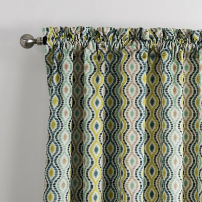 Ink-jet Printing Wavy Pattern Window Curtains 52 x 84 inchWindow Treatments<br>Ink-jet Printing Wavy Pattern Window Curtains 52 x 84 inch<br><br>Category: Curtain<br>For: All<br>Material: Polyester fibre<br>Occasion: Bedroom, Dining Room, Living Room<br>Package Contents: 2 x Window Curtain Panel, 2 x Tieback<br>Package size (L x W x H): 70.00 x 50.00 x 2.50 cm / 27.56 x 19.69 x 0.98 inches<br>Package weight: 2.0300 kg<br>Product weight: 1.9000 kg<br>Type: Eco-friendly, Fashion, Decoration