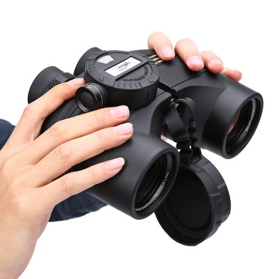 Kinglux Marine BinocularBinoculars and Telescopes<br>Kinglux Marine Binocular<br><br>Amplification Factor: 7X<br>Body Coated with Rubber: Yes<br>Brand: Kinglux<br>Coating Film: FMC<br>Exit pupil diameter: 6.8mm<br>Exit pupil distance: 20mm<br>Eyepiece Diameter: 23.5mm<br>Features: Anti-slip, Waterproof, Foldable Eye Cup<br>Field of view: 132 / 1000m<br>Material: Aluminium Alloy, Rubber<br>Objective Lens (mm) : 50mm<br>Optical Material: BAK-4<br>Package Contents: 1 x Kinglux Binocular, 2 x Protective Cover, 1 x Lanyard, 1 x Cleaning Cloth, 1 x Storage Bag, 1 x Strap, 1 x English User Manual<br>Package size (L x W x H): 26.00 x 14.00 x 23.00 cm / 10.24 x 5.51 x 9.06 inches<br>Package weight: 1.6130 kg<br>Prism System: Porro System<br>Product size (L x W x H): 21.20 x 9.10 x 15.10 cm / 8.35 x 3.58 x 5.94 inches<br>Product weight: 1.1150 kg<br>Type: Binocular Telescope
