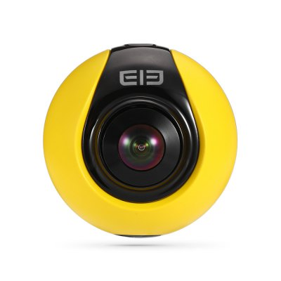Elephone REXSO 720 Degree Panoramic CameraAction Cameras<br>Elephone REXSO 720 Degree Panoramic Camera<br><br>Aerial Photography: No<br>Anti-shake: No<br>Audio System: Built-in microphone/speaker (AAC)<br>Auto Focusing: No<br>Battery Capacity (mAh): 0mAh<br>Battery Type: USB charging<br>Brand: Elephone<br>Camera Timer: No<br>Features: Wireless, Mini<br>Image Format : JPG<br>Language: English<br>Lens Diameter: F2.4<br>Microphone: N/A<br>Model: Elephone REXSO 720<br>Night vision : No<br>Package Contents: 1 x Panoramic Camera, 1 x English Instruction, 2 x USB Interface<br>Package size (L x W x H): 9.90 x 9.90 x 6.50 cm / 3.9 x 3.9 x 2.56 inches<br>Package weight: 0.1580 kg<br>Product size (L x W x H): 4.00 x 4.00 x 4.00 cm / 1.57 x 1.57 x 1.57 inches<br>Product weight: 0.0320 kg<br>Time lapse: No<br>Type: Others<br>Type of Camera: 1080P<br>Video format: MP4<br>Video Frame Rate: 30FPS<br>Video Resolution: 1080P(30fps)<br>Waterproof: No<br>Waterproof Rating : 0<br>WiFi Distance : 0m