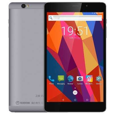 ALLDOCUBE / CUBE Free Young X5 4G Phablet