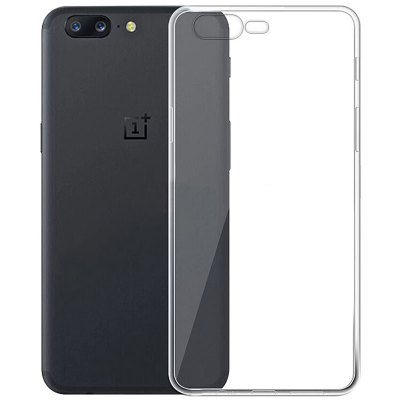 ASLING TPU Soft Phone Cover Case for OnePlus 5