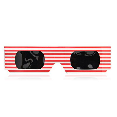 Flag Style Protective Sun Solar Eclipse Viewing Glasses EyewearOther Eyewear<br>Flag Style Protective Sun Solar Eclipse Viewing Glasses Eyewear<br><br>Package Content: 1 x Glasses<br>Package size: 16.00 x 5.00 x 2.00 cm / 6.3 x 1.97 x 0.79 inches<br>Package weight: 0.0500 kg<br>Product weight: 0.0100 kg<br>Suitable for: Unisex